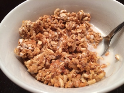 Kashi Go Lean Crunch Honey Almond Flax Cereal