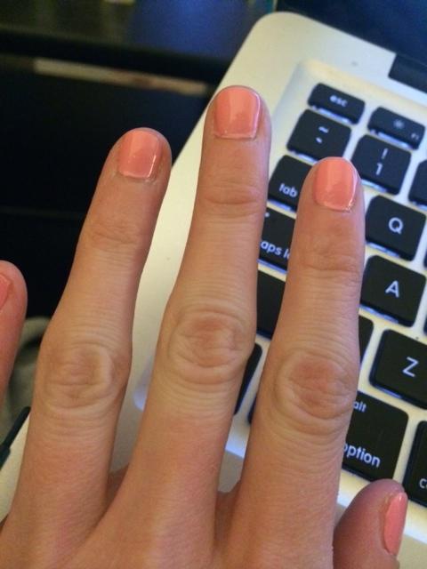 Nuance nail polish