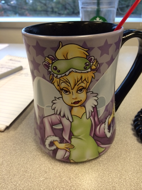 Tinkerbell Coffee Mug