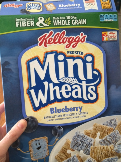 blueberry frosted mini wheats