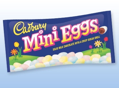 cadbury mini eggs