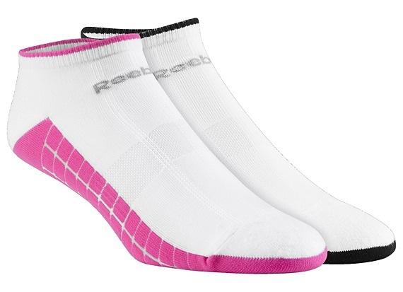 Reebok No Show Flex Socks