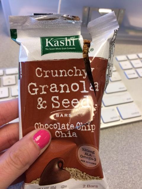 Kashi crunchy granola bar