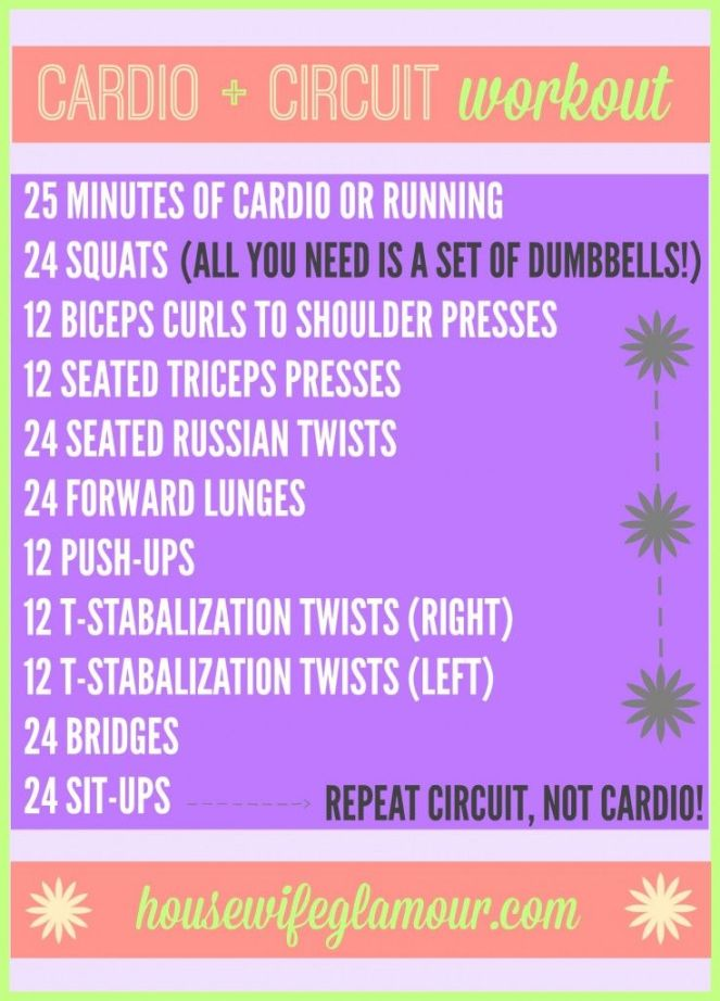 cardio-circuit
