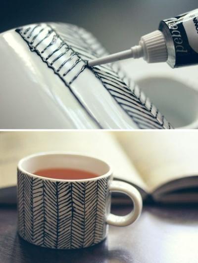 DIY-Mugs