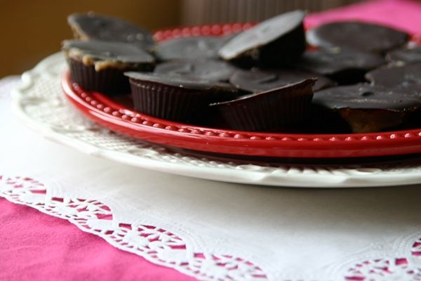 chocolate Hazelnut cups2