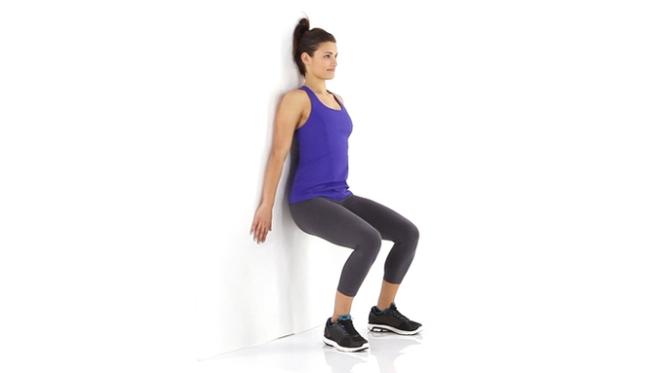 wall-sit