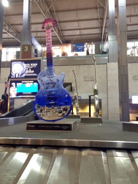 Austin, TX airport