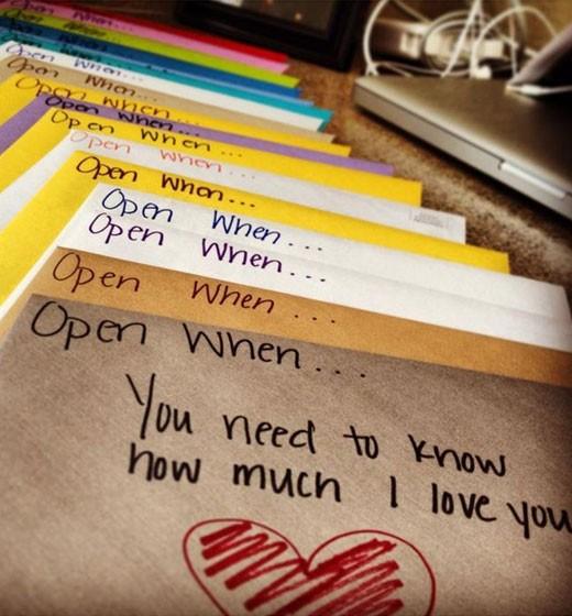 open-when