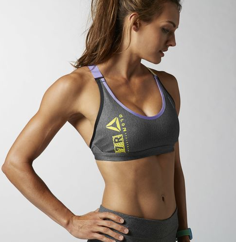 Reebok One series elite bra